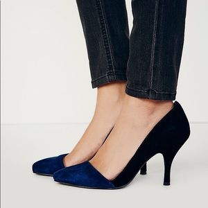 Jeffrey Campbell x Free People Meridian Heel